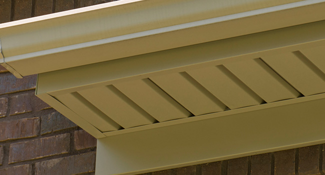 Fascia & Soffit Installation Services   Central PA   All Season Gutters