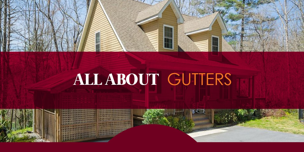 all about gutters
