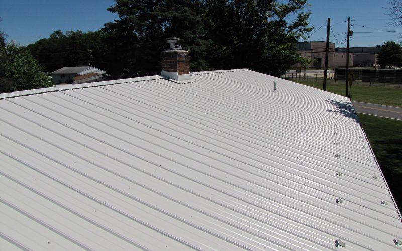 Metal Roof Installation in Etters, PA | All Season Gutters