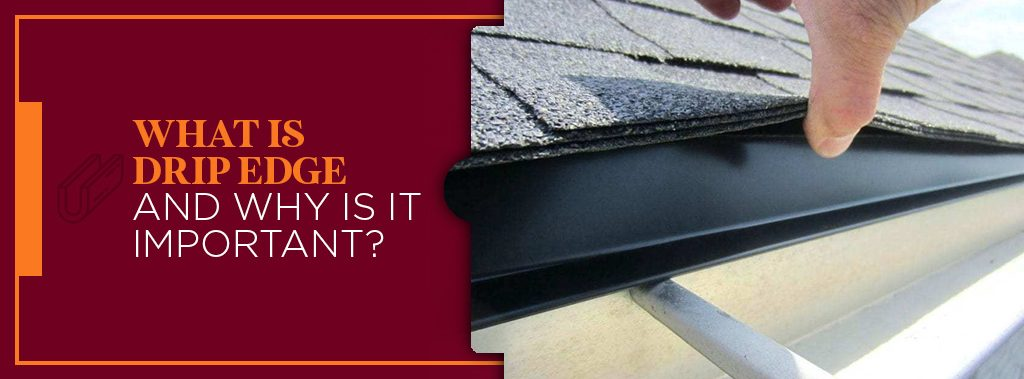 what is drip edge cover image